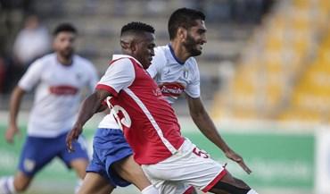 Famalicão-Sp. Braga B, 1-1: Empate em jogoequilibrado