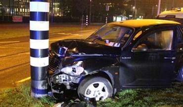 Como é que Agüero escapou a este acidente só com umas costelas partidas?