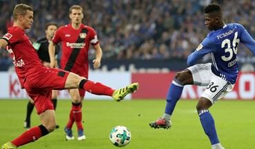 Schalke 04 empata na receção ao Bayer Leverkusen