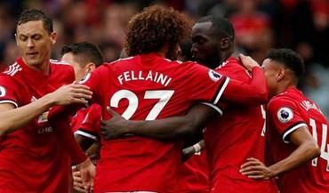 Manchester United aplica chapa 4 ao Crystal Palace