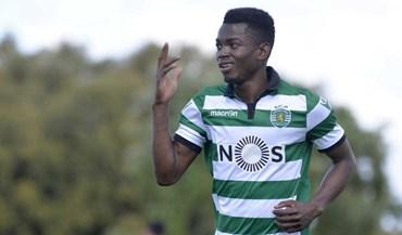 Sporting B-Santa Clara, 4-3: Gelson Dala arrasa com hat trick