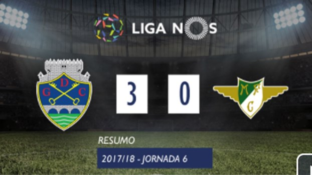 Os melhores momentos do Chaves-Moreirense (3-0)