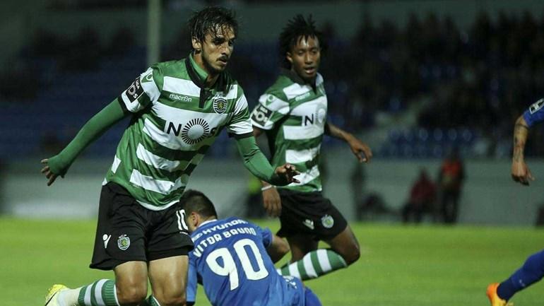 Sporting: Leões ainda procuram colocação para Bryan Ruiz e Douglas