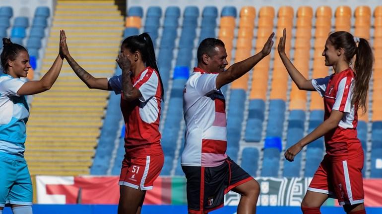 Depois da Liga e da Taça, Sporting vence Supertaça — Futebol feminino