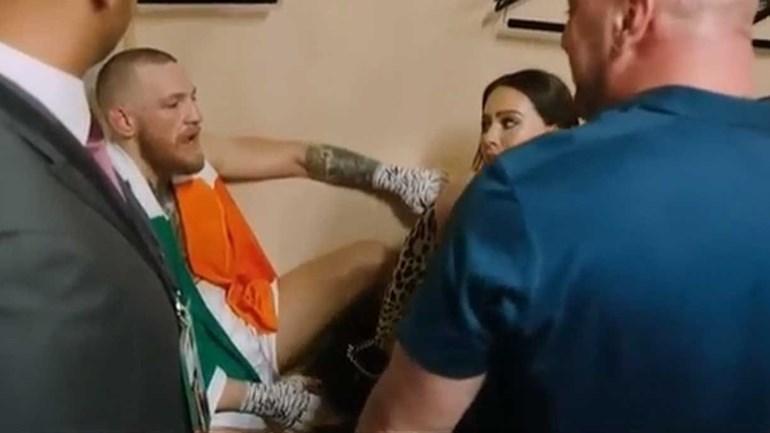 McGregor pediu desculpa a Dana White após perder com Mayweather
