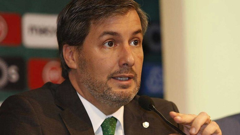 Sporting: Bruno de Carvalho recebeu quase 183 mil euros de salário