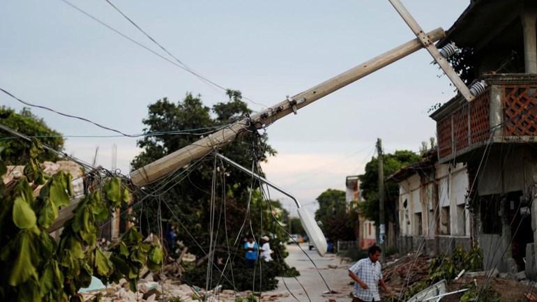 Terremoto de magnitude 8,1 atinge México e mata ao menos 32