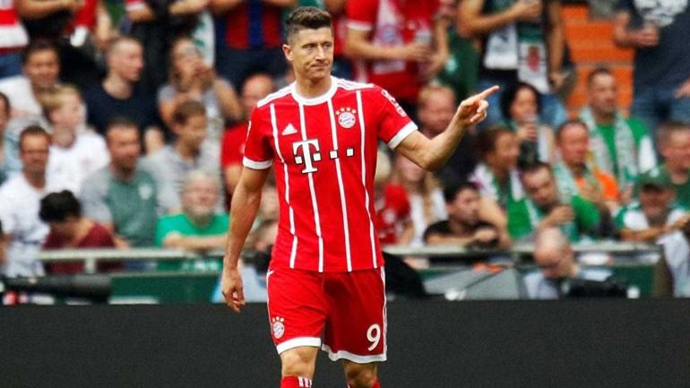 Rummenigge duro com Lewandowski