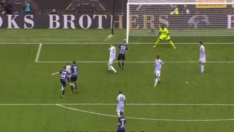 'Míssil' de Perisic acabou com SPAL e deve ter deixado Mourinho a suspirar...