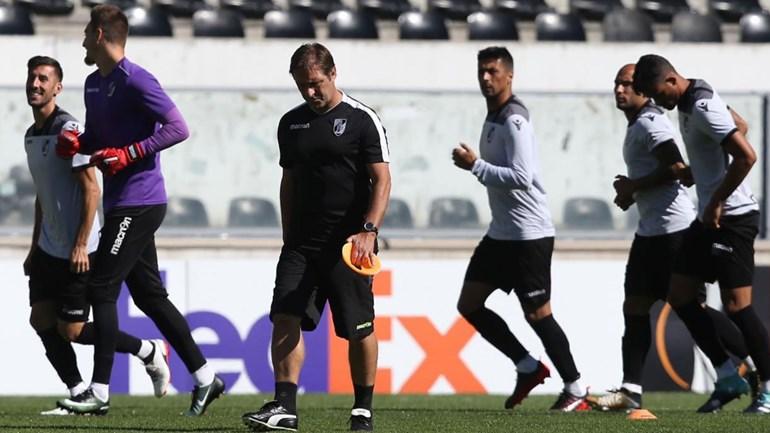 V. Guimarães empata com o Salzburgo