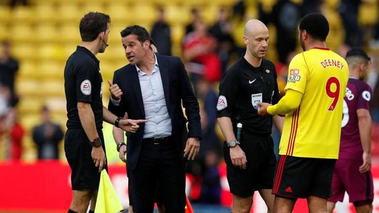 Watford, de Marco Silva, goleado pelo City