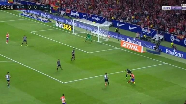 At. Madrid inaugurou o novo estádio e quem o batizou foi Griezmann