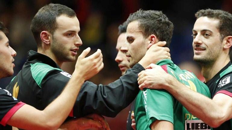 Portugal falha título europeu de ténis de mesa