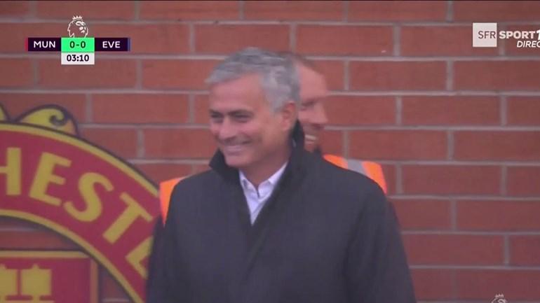 Valencia marcou o melhor golo da Premier League? Mourinho vai dizer que sim