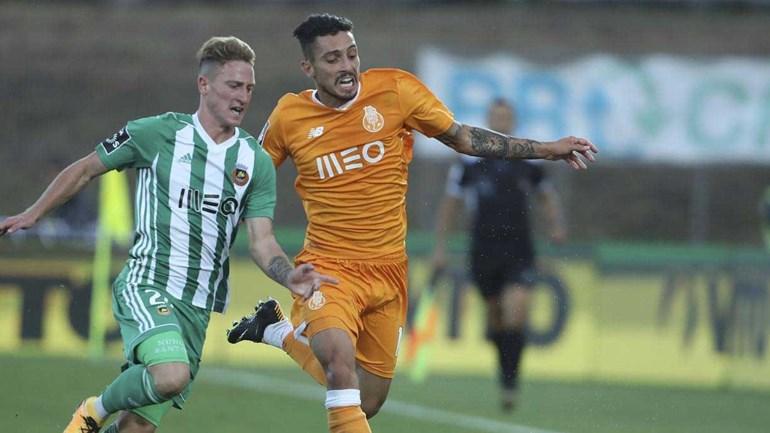 FC Porto: Alex Telles com uma mialgia e André André contraiu entorse