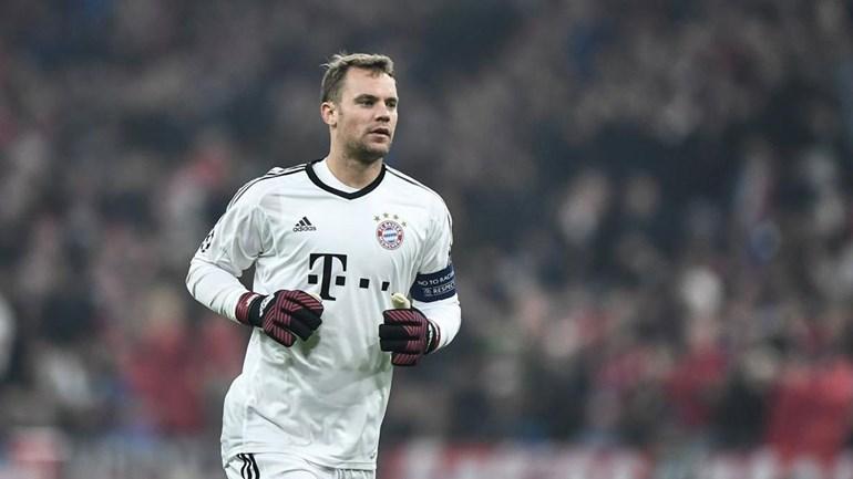 Oficial: Bayern fica sem Neuer até ao início do próximo ano