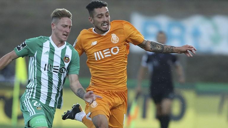 FC Porto. Telles e André fazem tratamento