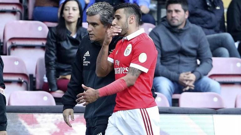 Fejsa e Jardel convocados — Benfica