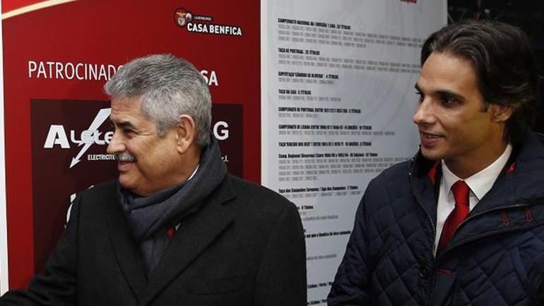 Águias lembram palavras de Bernardo Silva sobre LFV — Benfica