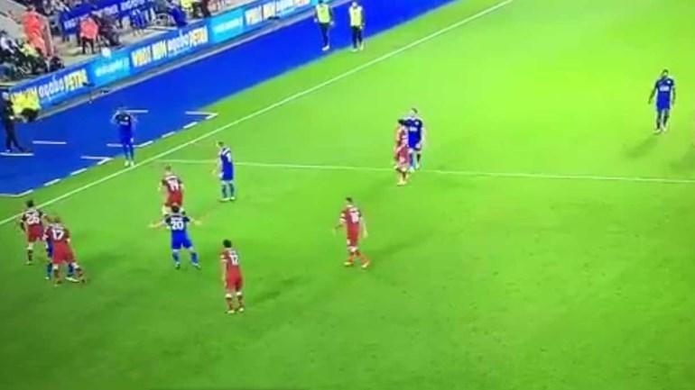 Slimani deixou Klopp com muita azia: Liverpool sofreu outro golo após lançamento