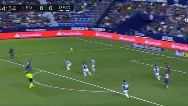 Aqui está o melhor golo da Liga espanhola até ao momento