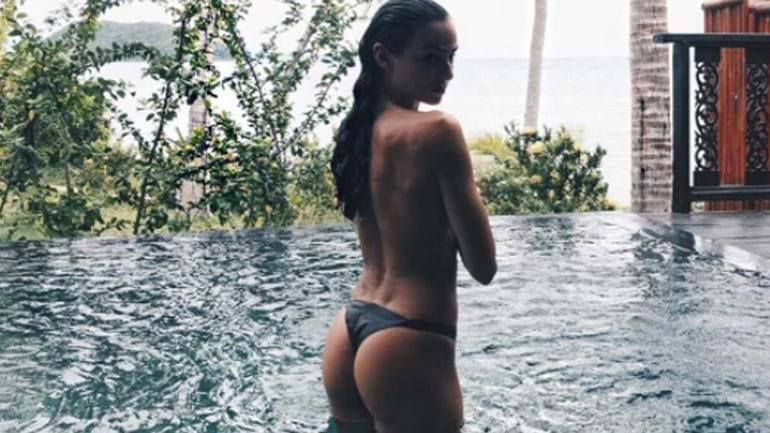 Vanessa Martins foi à Tailândia e... mostrou tudo