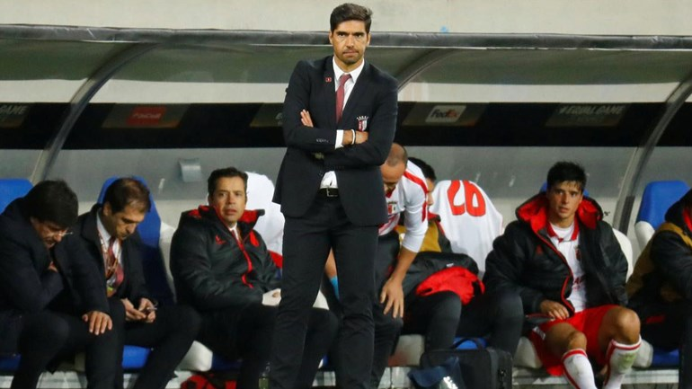 SC Braga vence em Tondela