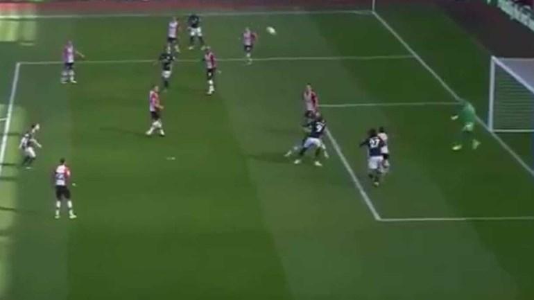 Lukaku imparável no Manchester United: mais um golo... daqueles