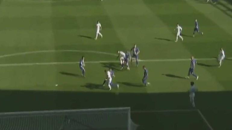 Miúdo Ceballos foi chamado e deu pontapé na crise do Real Madrid