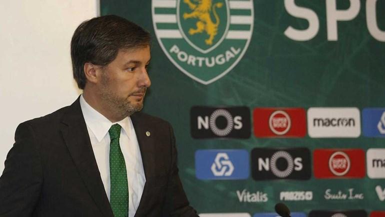 Bruno de Carvalho: «Nem euforias nem depressões»