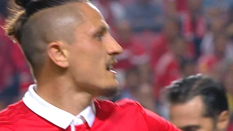 Benfica tem uma coisa a dizer a Fejsa...
