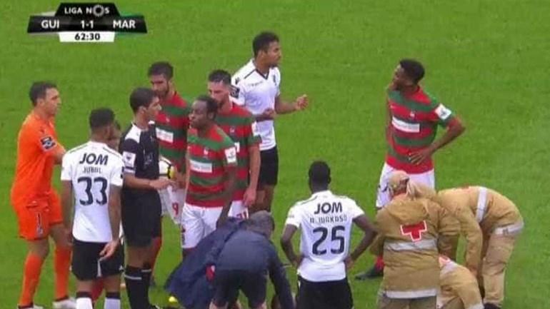 Troca de insultos com Zainadine valeu um jogo de suspensão a Jubal