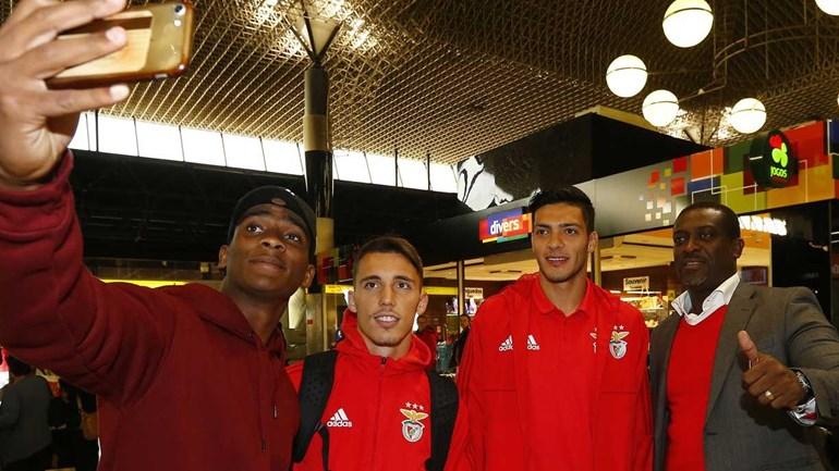 Houve quem 'travasse' o Benfica antes da Champions...