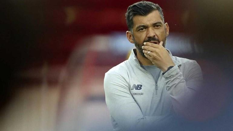 Otávio mais perto da recuperação — FC Porto