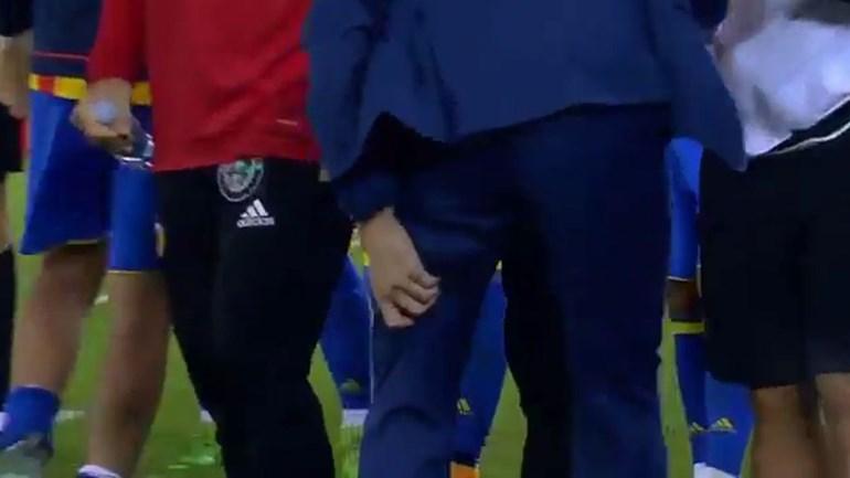 Os treinadores também se lesionam... Marcelino que o diga!