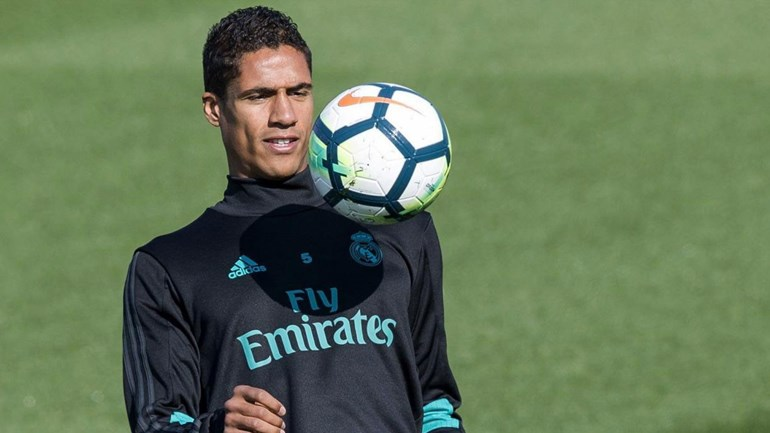 Real Madrid anuncia renovação com zagueiro Varane