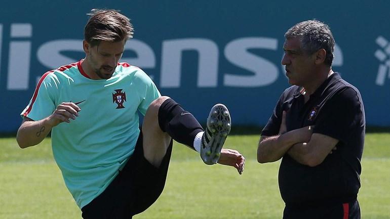 Seleção Nacional: Fernando Santos divulga convocados para jogos com Andorra e Suíça