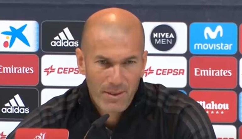 Zidane sabe o que se passou no PSG, mas no Real Madrid a história é outra...