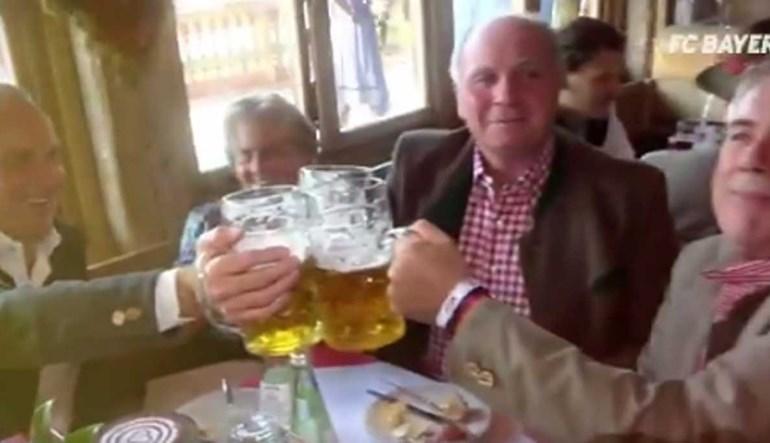 Bayern Munique divulga as imagens (possíveis!) da Oktoberfest