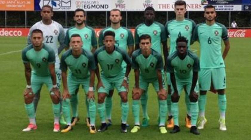 Portugal derrotado pela Holanda em jogo particular