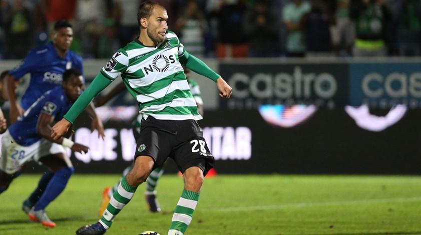 A crónica do Feirense-Sporting, 2-3: Meter a quinta com dificuldade
