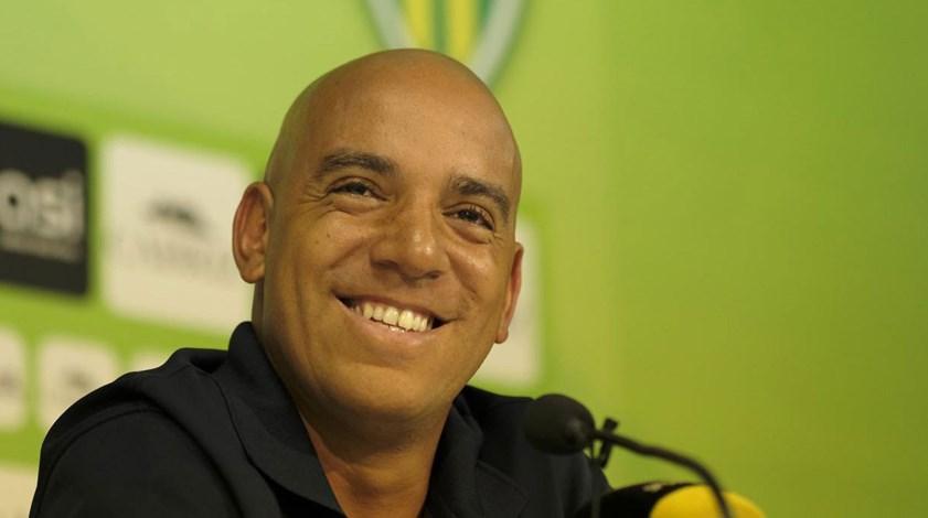 Pepa promove duas novidades para Alvalade