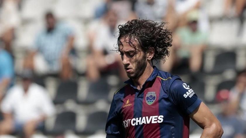Nuno André Coelho é baixa para receção ao Moreirense