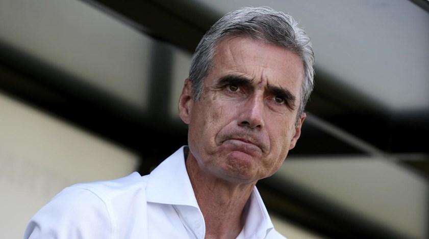 Luís Castro reconhece momento difícil do Chaves