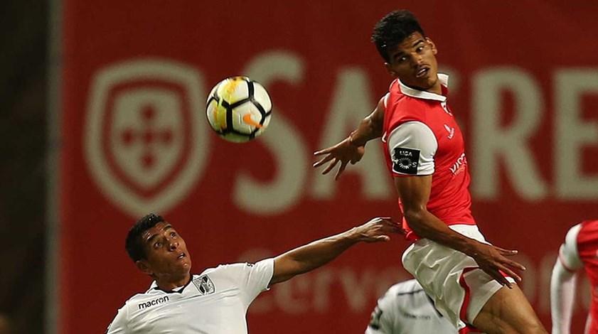 A crónica do Sp. Braga-V. Guimarães (2-1): A diferença fez-se e não foi mínima