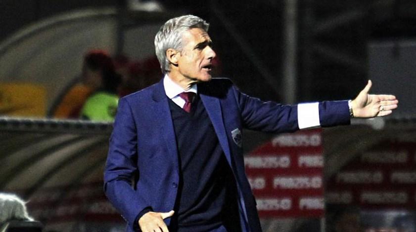 Luís Castro: «O futebol hoje teve lógica»