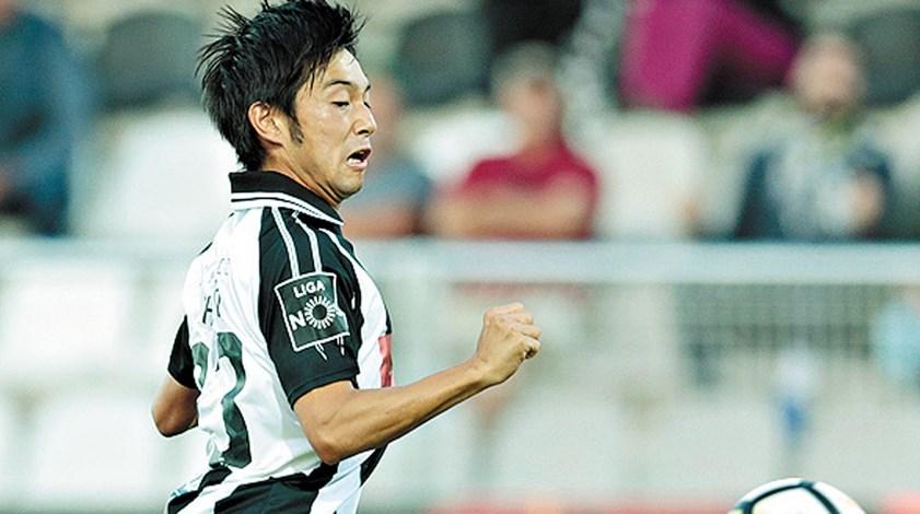 Portimonense-Feirense, 2-1: Naka pinta Manta cheia de buracos
