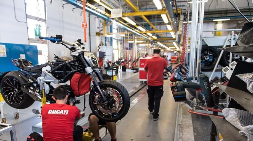 Ducati: Casamento com Bosch é para durar