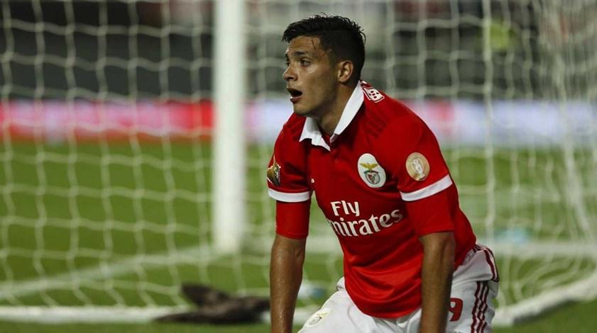 Benfica-Sp. Braga, 1-1: Águias somam terceiro jogo seguido sem ganhar
