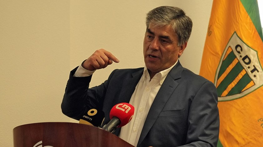 Presidente revoltado por multa a Pepa